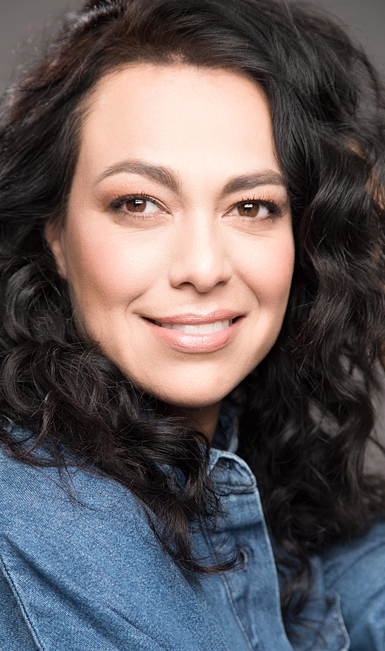 Giovanna Zacarías - Actriz